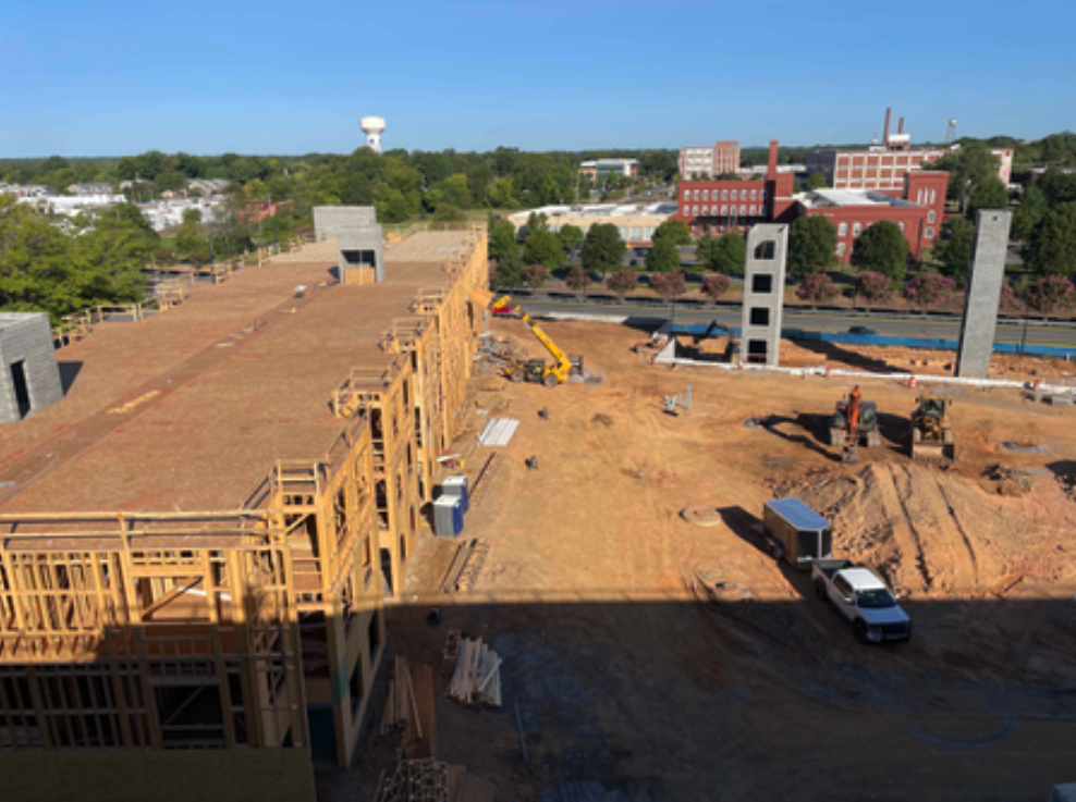 Update On The Exchange At Rock Hill: September 2021